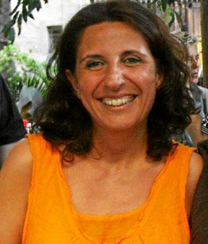 La escritora Silvia Soler. (Foto: Christian Maury)