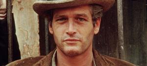 El actor en 'Dos hombres y un destino', donde compartió pantalla con Robert Redford