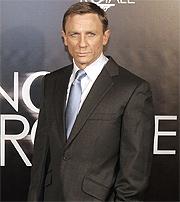 Daniel Craig es James Bond. (Foto: D. Sinova)