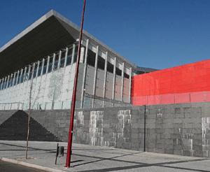 Exterior del Auditorio Miguel Delibes, en Valladolid. (Foto: JM LOSTAU)