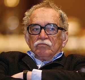 Gabriel García Márquez. (REUTERS)