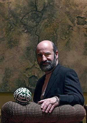 Fernando de Aramburu. (Foto: Jaime Villanueva)