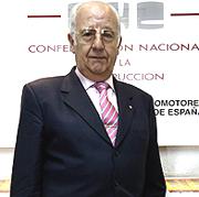 Guillermo Chicote, presidente saliente de la patronal de los promotores españoles. (FOTO: EFE)
