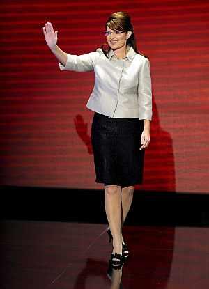 Sarah Palin. (Foto: EFE)