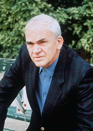 El escritor Milan Kundera. (Foto: AFP)