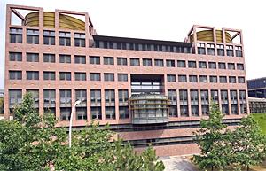Sede central de TUE en Luxemburgo. (Foto: EM)
