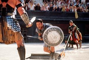 Fotograma de 'Gladiator'. (Foto: AP)