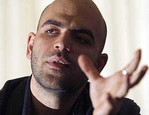 El escritor italiano Roberto Saviano, amenazado por la mafia. (Foto: REUTERS)