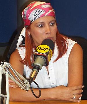 La periodista Magaly Medina. (Foto: RPP Noticias)
