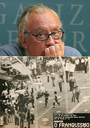 El historiador Justo Beramendi. (Foto: EFE)