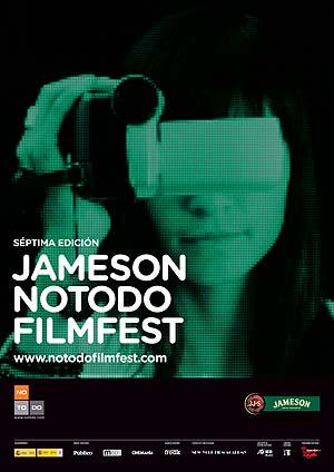 Cartel del Notodofilmfest.