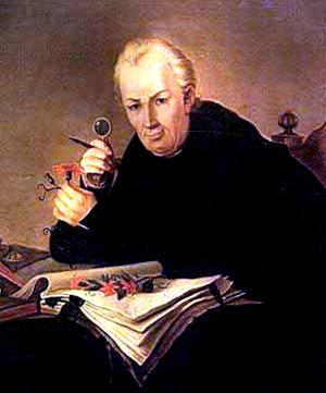 Retrato de José Celestino Mutis.