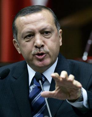 El primer ministro de Turquía, Tayyip Erdogan. (Foto: AP)