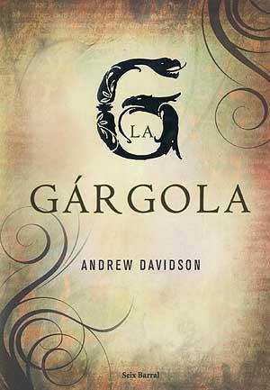 Portada del libro de Andrew Davidson.