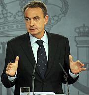 Zapatero. (Foto: AFP)