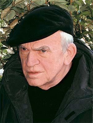 El escritor checo Milan Kundera. (Foto: EFE)