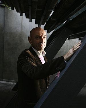 El director de 'El infierno vasco', Iñaki Arteta. (Foto: Begoña Rivas)