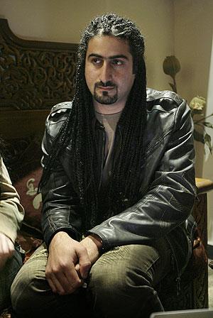 Omar Osama bin Laden en una imagen tomada en junio de 2008. (Foto: EFE)