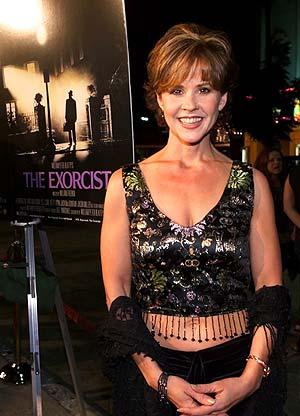 La actriz Linda Blair. (Foto: Kevork)