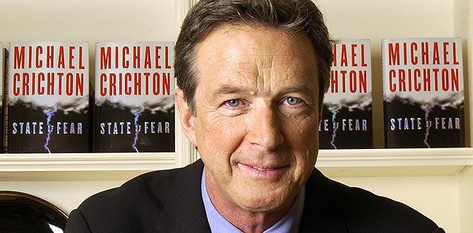 Michael Crichton. (Foto: AP)