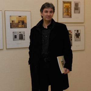 El fotógrafo Jaume Gual. (Foto: Cati Cladera)