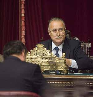 El alcalde de Bilbao, Iñaki Azkuna. (Foto: Mitxi)