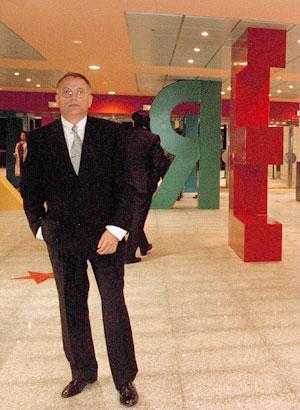Antoni Llorens, en una imagen de archivo. (Foto: EL MUNDO)
