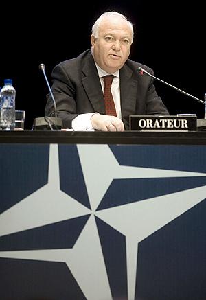 Miguel Ángel Moratinos, ministro español de Exteriores (Foto: EFE).