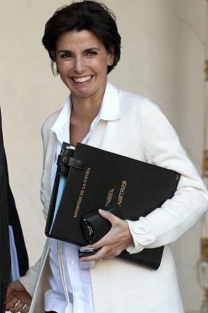 La ministra francesa Rachida Dati. (Foto: Reuters)