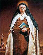 Imagen de Santa Maravillas de Jesús. (Foto: elmundo.es)