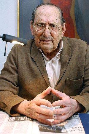 El escritor, en una imagen de archivo. (Foto: EFE)