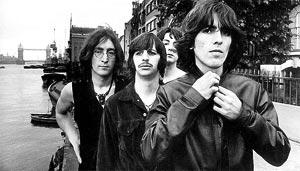Los Beatles, en el año 68. (Foto: EL MUNDO)
