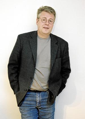 El periodista y escritor sueco Stieg Larsson. (Foto: EL MUNDO)