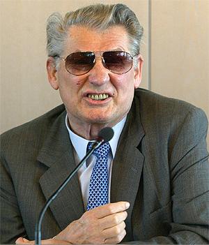 El magnate de los medios Leo Kirch. (Foto: Reuters)