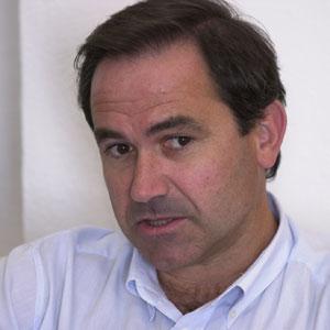 El presidente del Consell de Ibiza, Xico Tarres.