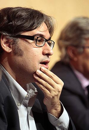 El escritor Juan Manuel de Prada, ponente en el Congreso (FOTO: ENRIQUE CARRASCAL)