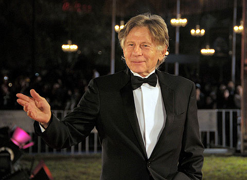 El director de cine, Roman Polanski. (Foto: AFP)