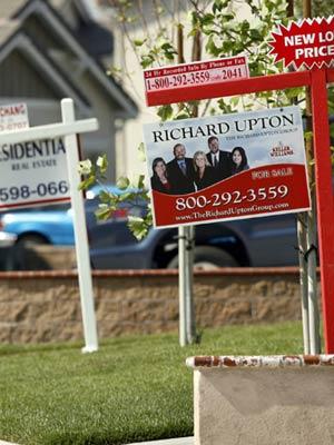 Casas en venta en California. (Foto: REUTERS)