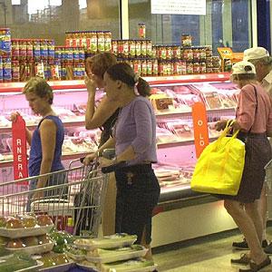 Imagen de un supermercado (Foto: El Mundo).