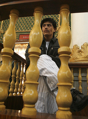 El periodista afgano Sayed Parwiz Kambakhsh, condenado a 20 años de cárcel. (Foto: Reuters)