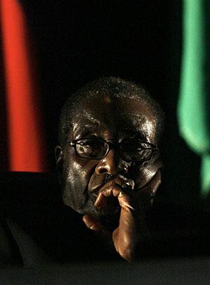 Mugabe, en una imagen de archivo. (Foto: Jerome Delay   AP)