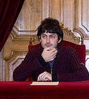 El alcalde de Azpeitia, Iñaki Errazkin (ANV). (Foto: EFE)