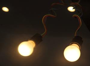 Bombillas incandescentes. (Foto: AFP)