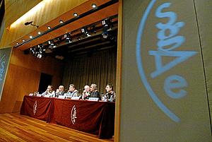 Sede de la Sociedad General de Autores. (Foto: EL MUNDO)