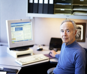 Andy Grove. (Foto: Intel)