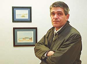 Antonio Álamo, último Premio Nacional de Periodismo Miguel Delibes, en una imagen de archivo. (Foto: CARLOS ESPESO)