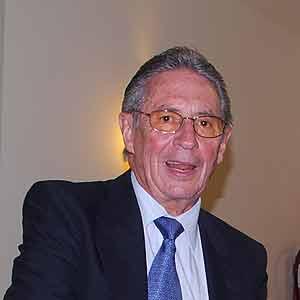 Enrique Domínguez, nuevo presidente de la Federación dePesca de Castilla y León. (Foto: L. DE LA FUENTE)