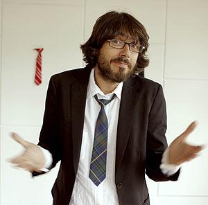 Imagen promocional del músico andaluz.