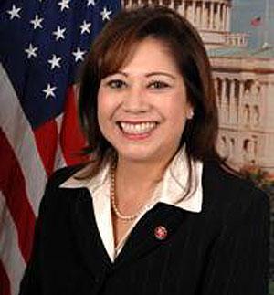 Hilda Solis, en una imagen oficial de la Cámara de Representantes de EEUU.