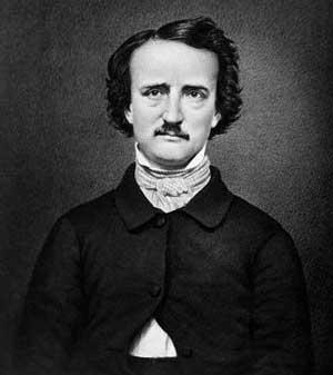 Edgar Alan Poe, el sujeto de inspiración.
